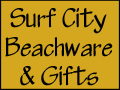 Surf City Beach Wear and Gift Topsail Island Shops