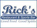 Rick's Restaurant Topsail Island Wedding Planning